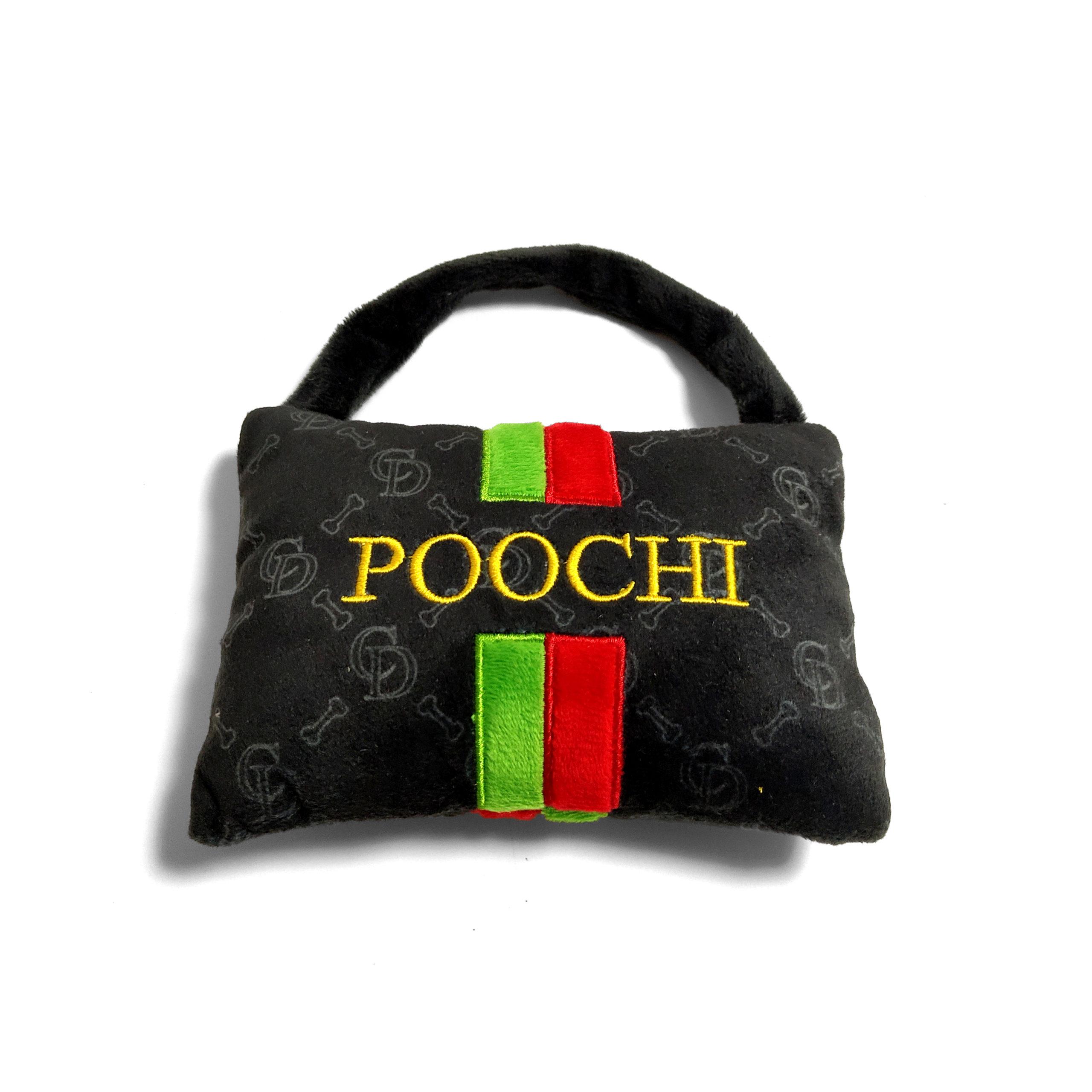 CatwalkDog Poochi Handbag Parody Plush Dog Toy