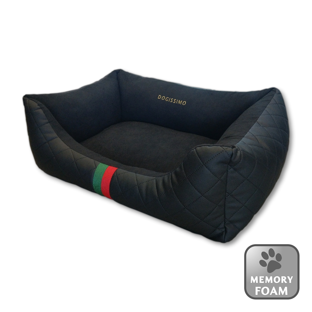 Dogissimo Roma Sofa Bed in Black